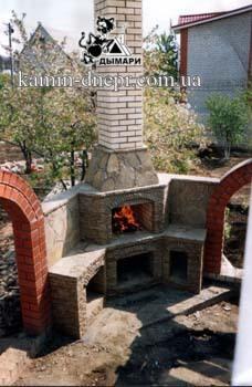 как построить печь барбекю - строительный форум Ваш Дом